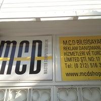 Photo taken at MCD Bilişim by McDoğan on 5/5/2013