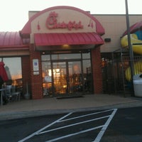 Photo taken at Chick-fil-A by F. Khristopher B. on 11/28/2012
