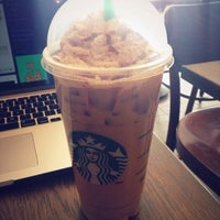 Photo taken at Starbucks by Alice L. on 1/2/2014