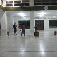 Photo taken at Masjid Jami' Manokwari by Baguz T. on 8/16/2013