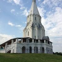 Photo taken at Музей-заповедник «Коломенское» by Катюша on 7/12/2013