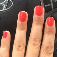 Photo taken at Shape & Color Nails by Jenny W. on 4/23/2014