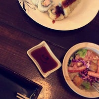 Photo taken at Sushi Shack by Maral S. on 3/5/2016