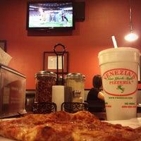 Photo taken at Venezia's Pizzeria by Ellen S. on 10/14/2014