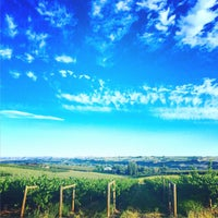 Photo taken at Fontaine Estate Winery by Mel C. on 7/3/2016