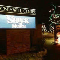 Photo taken at Honeywell Center by Kevin C. on 12/21/2012