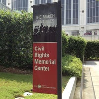 Photo taken at Civil Rights Memorial Center (SPLC) by Jennifer K. on 8/31/2013
