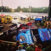 Photo taken at Franklin County Fairgrounds by Chad T. on 8/3/2014