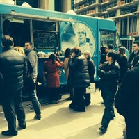 Photo taken at Caplansky's Food Truck by Robbie E. on 4/3/2014