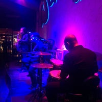 Photo taken at Saxn'art Jazz Club by Kevin S. on 4/4/2016