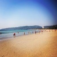 Photo taken at Karon Beach Resort & Spa by Oleg S. on 2/15/2014