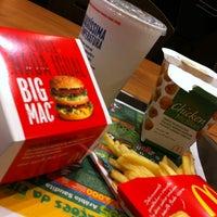 Photo taken at McDonald's by Bruno V. on 7/9/2013