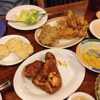 Photo taken at Babe's Chicken Dinner House by Syla L. on 6/27/2013