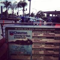 Photo taken at Chevron by Ehab N. on 8/24/2014