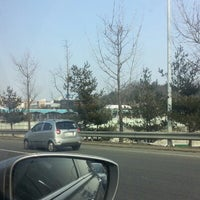 Photo taken at 분당-수서 도시고속화도로 by Daesung P. on 2/10/2013