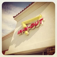 Photo taken at In-N-Out Burger by Jerome T. on 7/25/2013