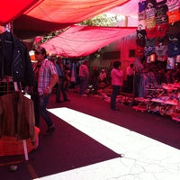 Photo taken at Tianguis San Felipe de Jesús by El Pez on 3/17/2013