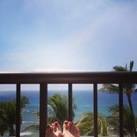 Photo taken at Marriott's Maui Ocean Club  - Lahaina & Napili Towers by Sarah E. on 2/18/2013