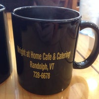 Photo taken at Wright At Home Cafe by Jessamyn W. on 3/2/2014