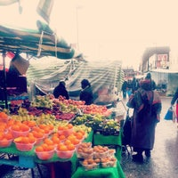 Photo taken at Ridley Road Market by Yelyam E. on 3/16/2013