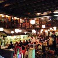 Photo taken at Gonpachi Nishiazabu by イリアナ | Iriana on 5/31/2013
