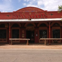 Photo taken at Big Nose Kate's Saloon by hnygirl2000 on 7/11/2013