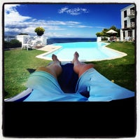 Photo taken at The Plettenberg Hotel Plettenberg Bay by chuckdafonk F. on 1/29/2014