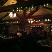 Photo taken at Norwood Pines Supper Club by Caroline on 9/14/2013