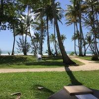 Photo taken at Castaways Resort Mission Beach by Paula M. on 11/18/2015