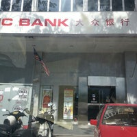Photo taken at Public Bank by Emma N. on 6/4/2013
