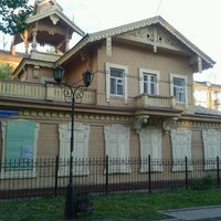 Photo taken at Улица Чокана Валиханова by Lybov on 6/4/2013