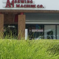 Photo taken at A1 Sewing Maching co. by Christye H. on 6/14/2014