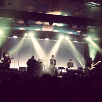 Photo taken at Barrowland Ballroom by Artem P. on 5/11/2013