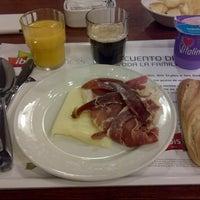 Photo taken at Ibis Hotel Sevilla by Daniel G. on 2/14/2014