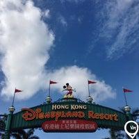 Photo taken at Hong Kong Disneyland by Kelvin L. on 6/17/2013