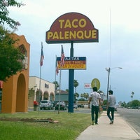Photo taken at Taco Palenque by Jairo-ro P. on 6/10/2013