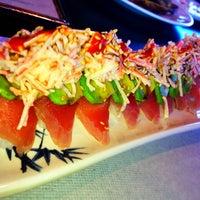 Photo taken at Hiroba Sushi by Jeff H. on 1/3/2013