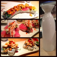 Photo taken at Rickshaw Sushi by Jeff H. on 11/13/2013