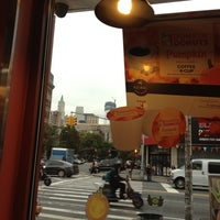 Photo taken at Dunkin' Donuts by Walter E. on 10/2/2012