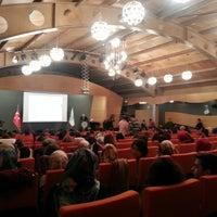 Photo taken at Üsküdar Üniversitesi Nermin Tarhan Konferans Salonu by Ayşegül Y. on 12/10/2014