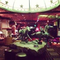 Photo taken at The Driskill Bar by IZATRINI .. on 6/19/2013