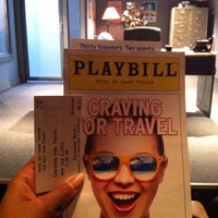 Photo taken at Peter Jay Sharp Theater @ Playwrights Horizons by Lily I. on 2/6/2014