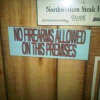 Photo taken at NorthWestern Steakhouse by Matt T. on 9/5/2011
