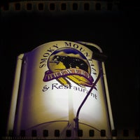 Photo taken at Smoky Mountain Brewery by Frank G. on 1/6/2012