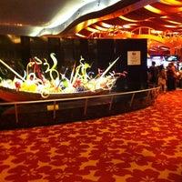 Photo taken at Resorts World Sentosa Casino by Vivian T. on 4/16/2011