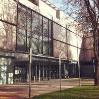 Photo taken at Museo de Bellas Artes de Bilbao by Aleyda S. on 12/1/2011