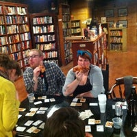 Photo taken at Uncharted Books by Rex H. on 2/24/2012