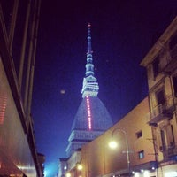 Photo taken at Mole Antonelliana by Alessandro N. on 11/24/2012