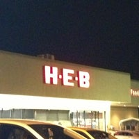 Photo taken at H-E-B by Mindy S. on 1/13/2013