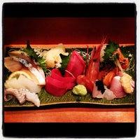 Photo taken at Taro Sushi by Lisa K. on 1/1/2013